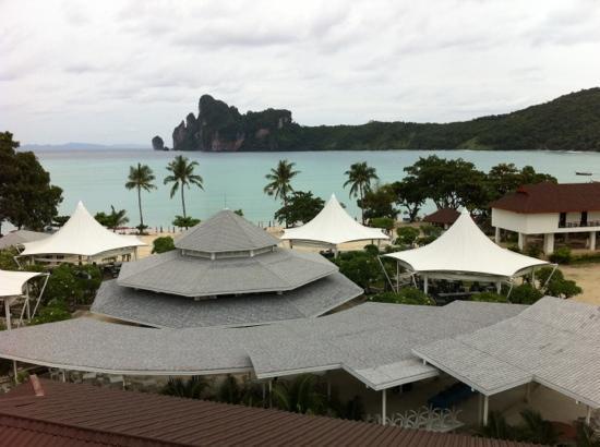 Chaokoh Phi Phi Hotel & Resort: 房间外的景色