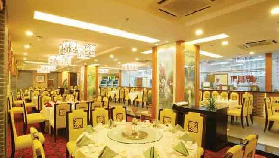 TianBao Holiday Hotel: 餐厅