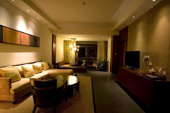 Hilton Sanya Yalong Bay Resort & Spa: 房内