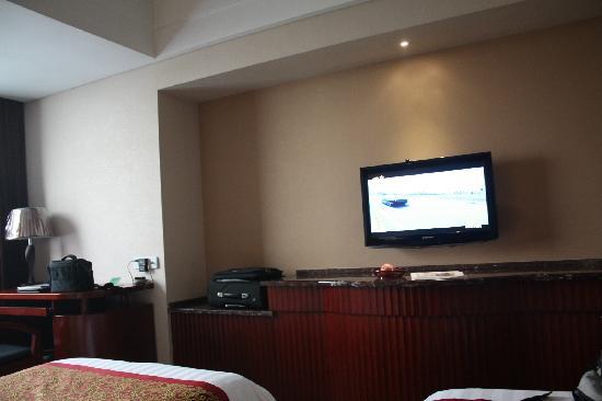 New Garden Hotel: inside the room