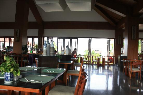 Guesthouse International Hotel: restaurant