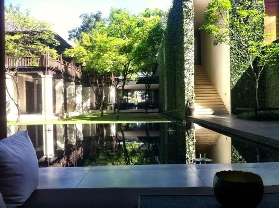 Anantara Chiang Mai Resort: 休息休息
