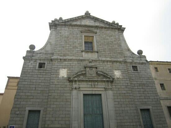 Iglesia de San Miguel Arcangel: 塞戈维亚