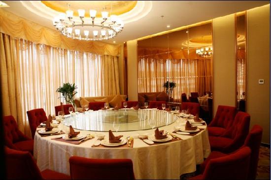 Soaring International Hotel: 餐厅包间