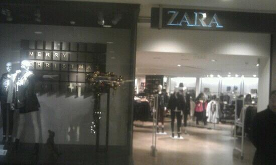 ZARA Ganghui Henglong Shop