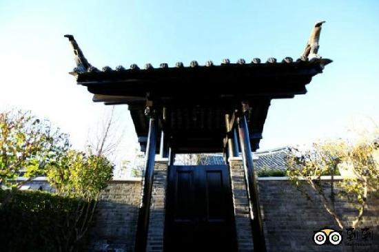 Banyan Tree Lijiang: 隆重的大门
