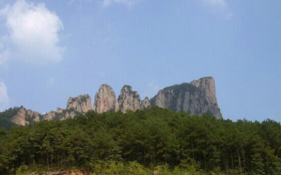 Pujiang County, China: 仙华山
