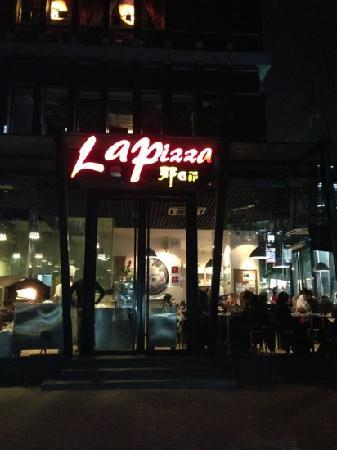 LA Pizza Sanlitun Shop: 外景