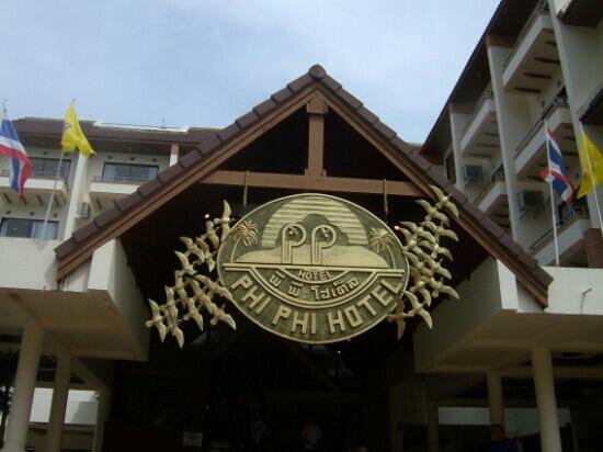 Phi Phi Hotel: 皮皮岛之旅
