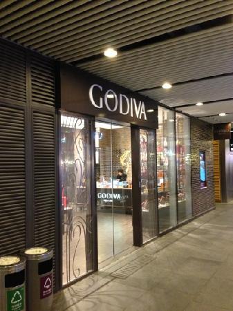 Godiva café( Sanlitun )
