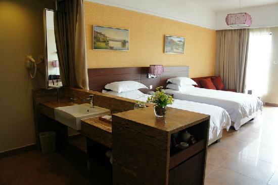 Dreamland Resort : 豪华双人房
