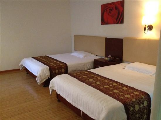 Yulong Grand Hotel : 房间