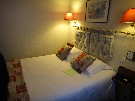 New Orient Hotel: 舒服的床