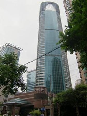 Pullman Shanghai Skyway Hotel: 外观