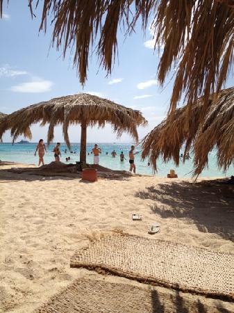 Oceans Red Sea Hurghada: 天堂岛