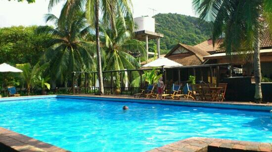 Coral Redang Island Resort: 惬意的Coral redang