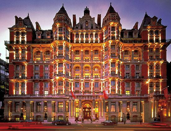Mandarin Oriental Hyde Park, London: 外观