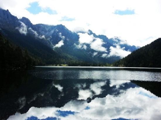 Wuxuhai Lake Scenic Resort : 伍须海