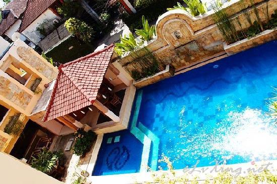 Nathan Hotel: 泳池