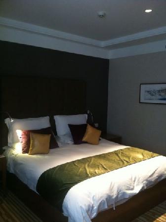 Home Inn (Beijing 798 Art Zone) : 室内