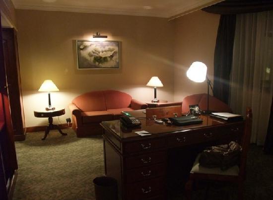 Marco Polo Hongkong Hotel: 室内