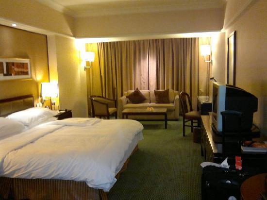 Golden Flower Hotel, Xi'an: 室内