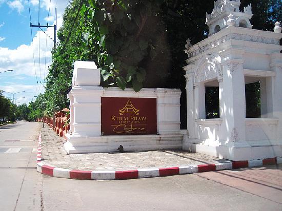 Khum Phaya Resort & Spa, Centara Boutique Collection: 外观