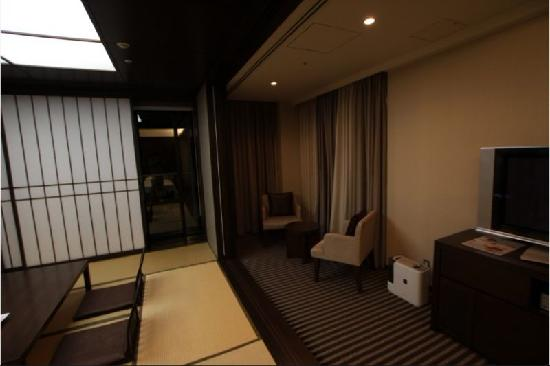 Hyatt Regency Hakone Resort and Spa: 房内