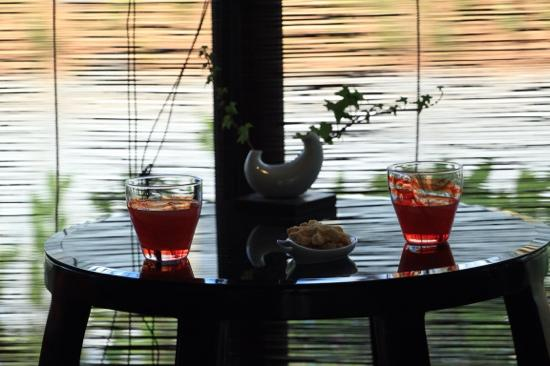 Pullman Lijiang Resort & Spa: Welcome Drink