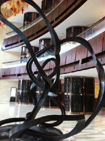 Minshan Hotel: 大堂