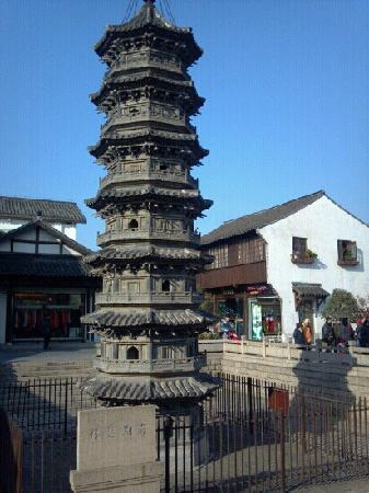 Nanxiang Brick Tower
