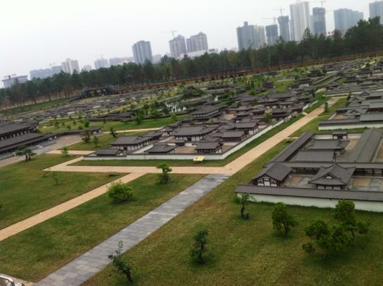 Daming Palace Ruins of Tang Dynasty: 大明宫
