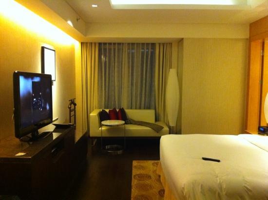 르네상스 상하이 푸투오 호텔 사진