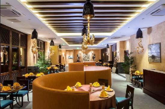 Sanya Bay Mangrove Tree Resort: 泰餐厅