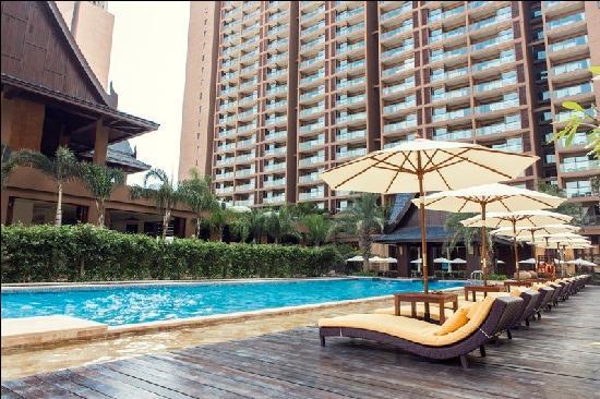 Sanya Bay Mangrove Tree Resort: 泳池