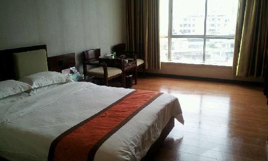 Minghao Hotel: 豪华标准单人房