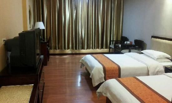 Minghao Hotel: 豪华标准双人房