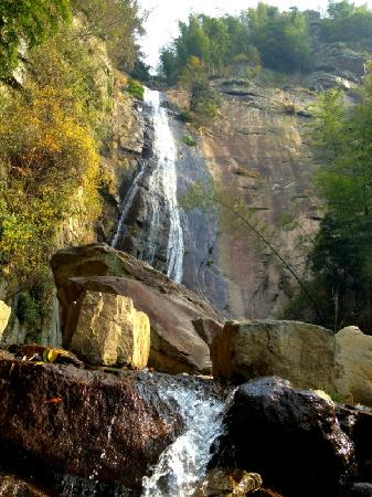 Baishuichong Waterfall: 1