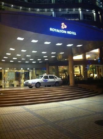 로열톤 호텔 상하이 사진