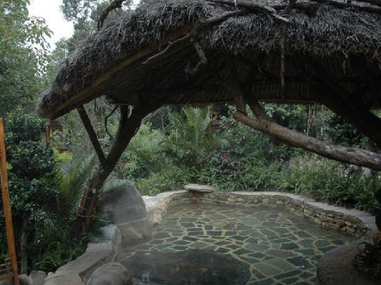 Dali Direguo Hotel: 地热国氡温泉