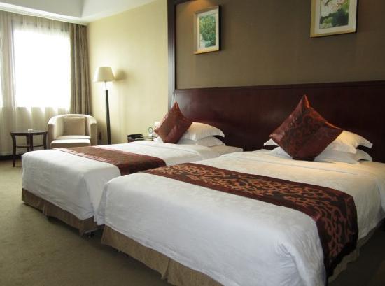 Quzhou Minghao Hotel
