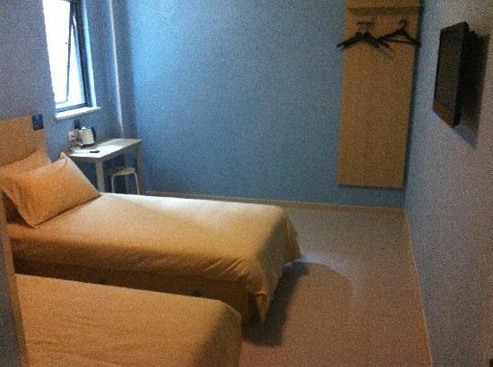Xiangkesi Hotel: 双人房A