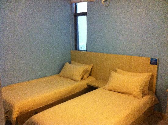 Xiangkesi Hotel: 双人房B