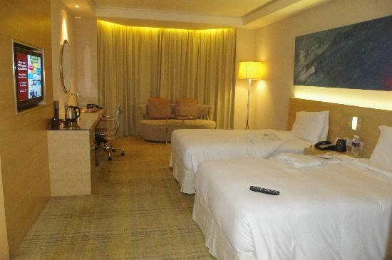 DoubleTree by Hilton Kuala Lumpur: room