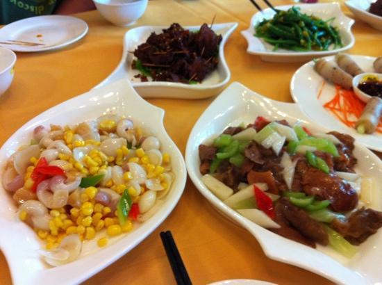 GongDeLin Sucai Restaurant: 功德林素菜