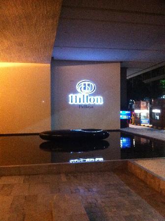 芭堤雅希爾頓酒店照片