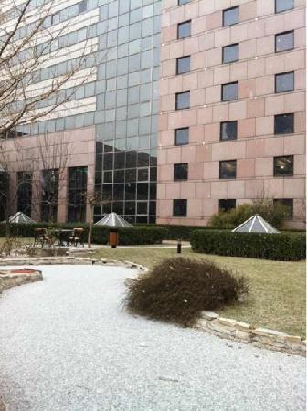 Kempinski Hotel Beijing Lufthansa Center: 酒店外景