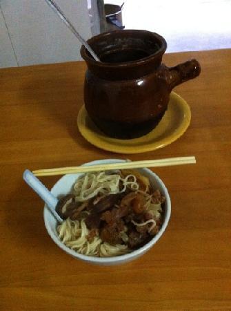 ShangJia GuanGuan Mian (Tai DongSan Road)