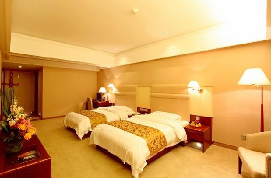Dahua Hotel : 豪华标间