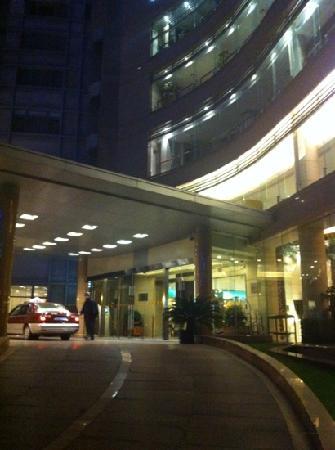 Mercure Shanghai Royalton: 美仑